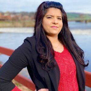 Taiba Sultana, Candidate Photo